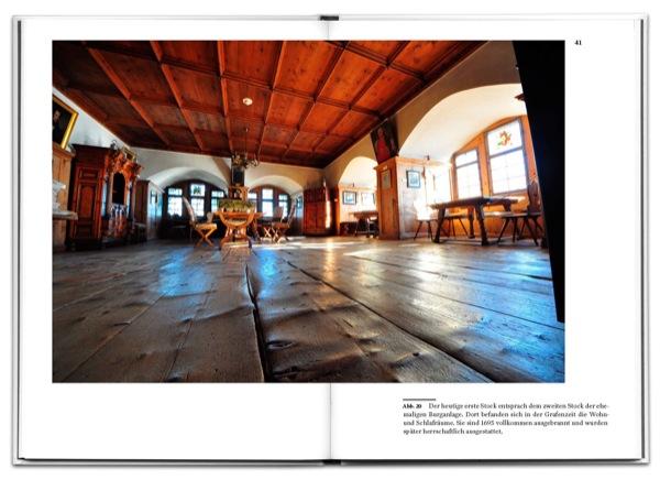 Buch Burg Werdenberg