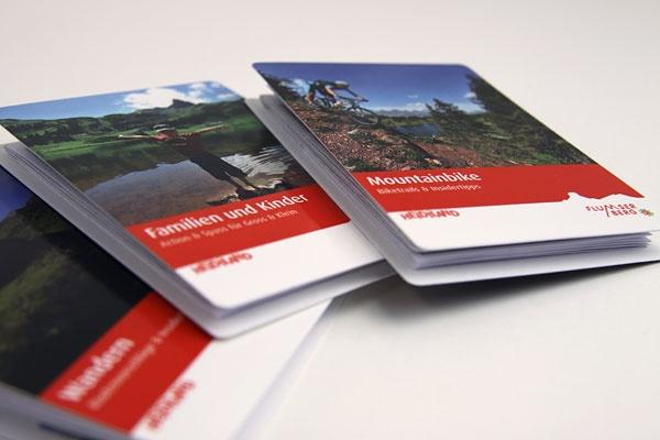 Flumserberg Pocketcards Sommer