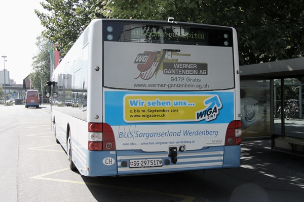 WIGA 2011 Fahrzeuge