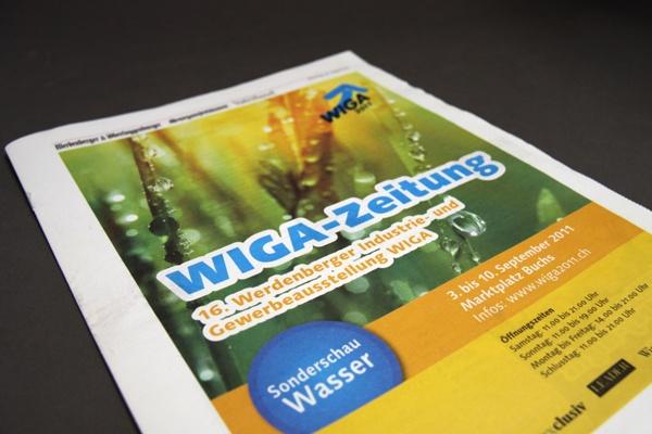 WIGA 2011 Zeitung