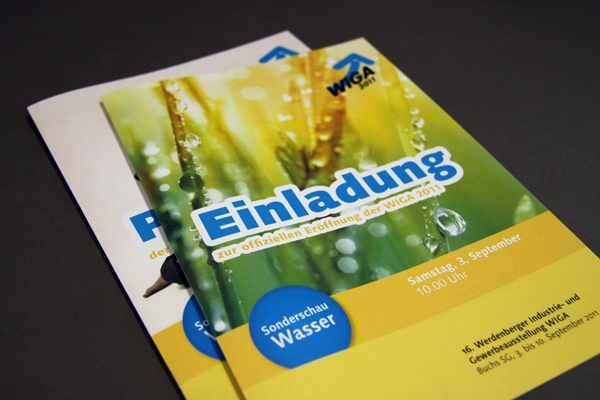 WIGA 2011 Flyer
