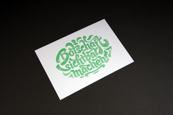Typolay Neujahrs-Mailing 2012