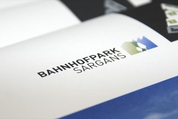 Bahnhofpark Sargans Logo
