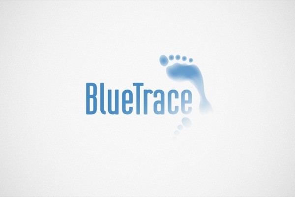 Bluetrace Blue Trace Logo