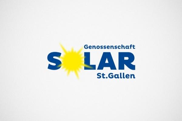 Logo Solar St. Gallen