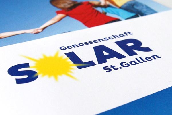 Solar St.Gallen Flyer