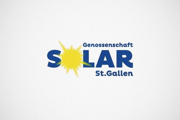 Solar St.Gallen Logo