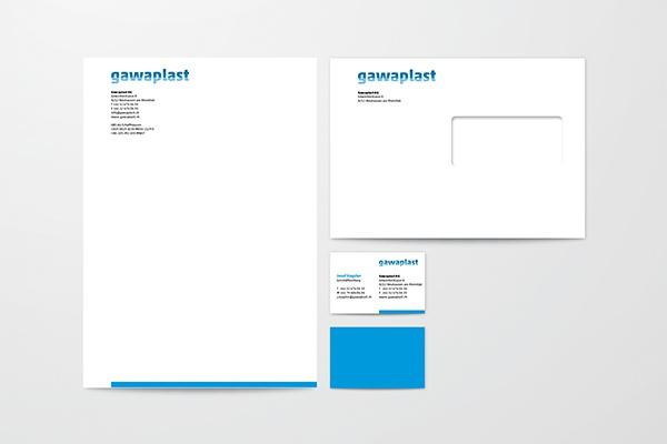 Gawaplast AG Geschäftsdrucksachen