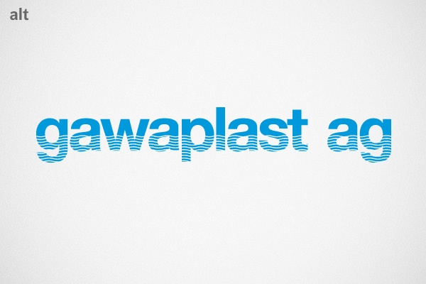 Gawaplast AG Logo alt