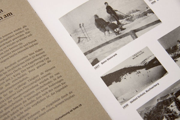 100 Jahre Ski-Club Buchs