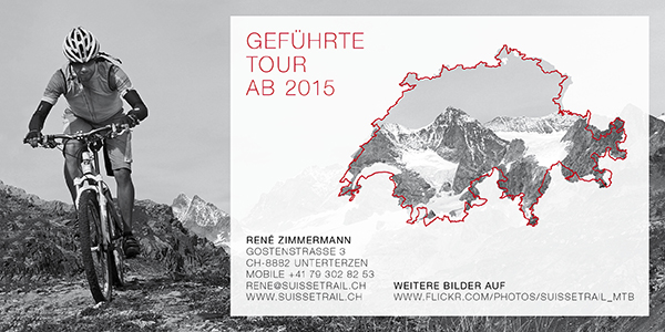 Mountainbike Suisse Trail Flyer