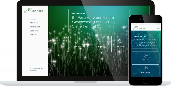 Rheinfiber AG Internet