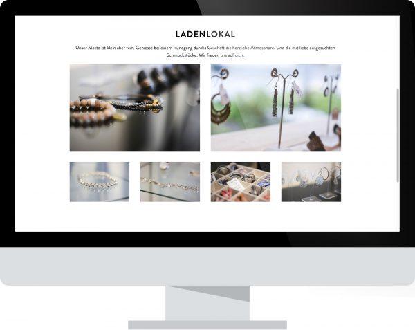 Silbermänteli Webshop